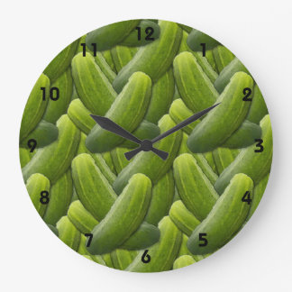 Pickles; Pickle Large Clock