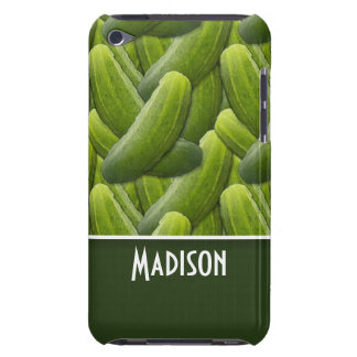 Pickles; Pickle Pattern Case-Mate iPod Touch Case