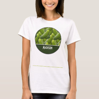 Pickles; Pickle Pattern T-Shirt