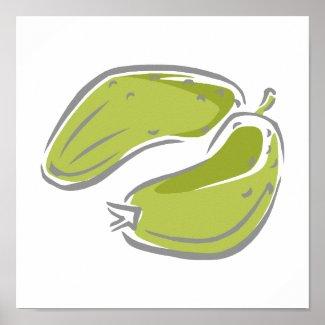 Pickles print