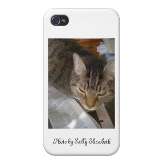 Pickles the Cat case iPhone 4 Covers