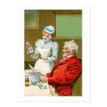 Pickles Vintage Food Ad Art Postcards