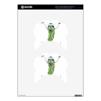 Pickles Xbox 360 Controller Skin
