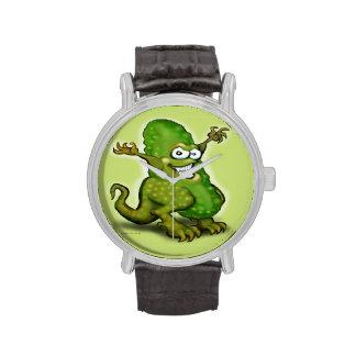Picklesaurus Rex Watches