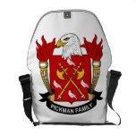 Pickman Family Crest Courier Bag