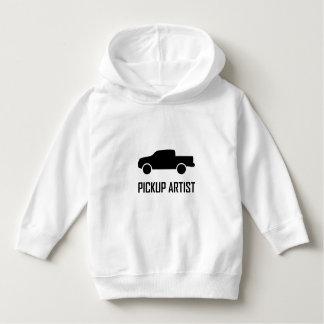 Pickup Artist Truck Hoodie