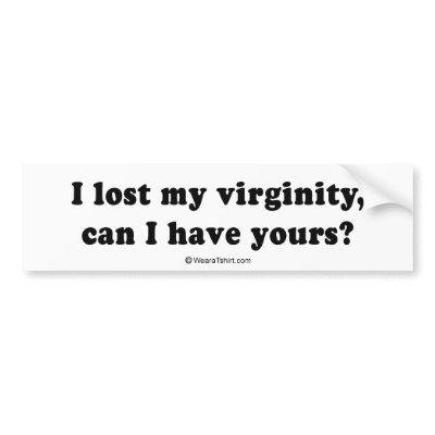 Lost my virginity lyrics
