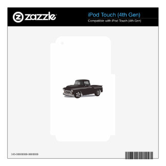 Pickup Task Force iPod Touch 4G Skin