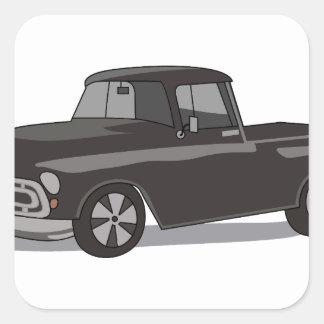 Pickup Task Force Square Sticker