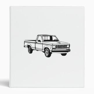 Pickup Truck Binders