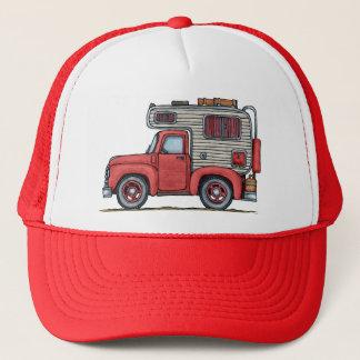 Pickup Truck Camper RV Hats - Customized