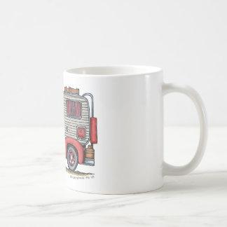 Pickup Truck Camper RV Mugs