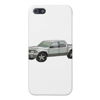 Pickup Truck Case For iPhone SE/5/5s
