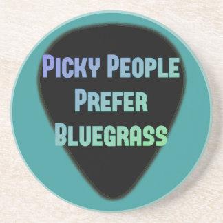 Picky People Prefer Bluegrass Coaster