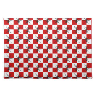 Picnic Ants Cloth Placemat