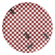 Picnic Ants Plate