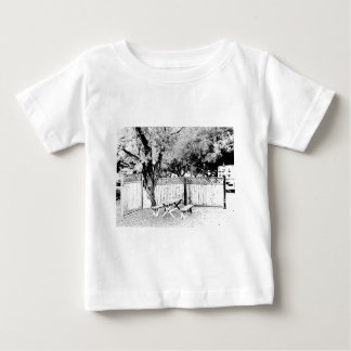 Picnic Area in the Campground Baby T-Shirt