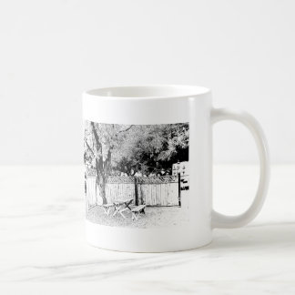 Picnic Area in the Campground Mug