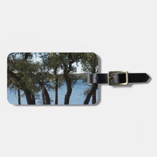 Picnic at the Lake Bag Tag