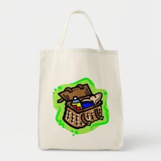 Picnic Basket bag