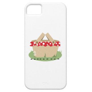 Picnic Basket iPhone 5 Cases