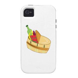 Picnic Basket iPhone 4 Case