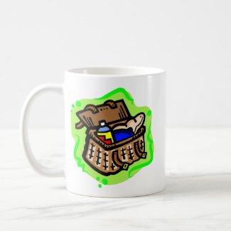 Picnic Basket mug