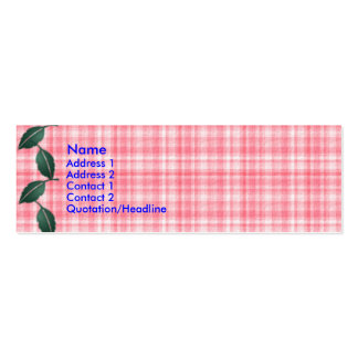 Picnic Business Card