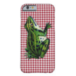 Picnic Frog iPhone 6 Case