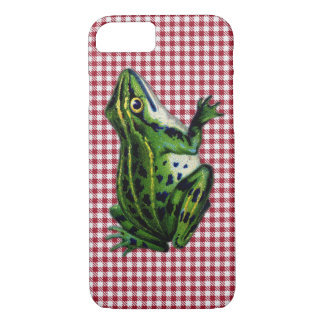 Picnic Frog iPhone 8/7 Case