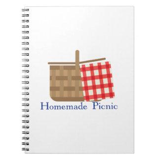 picnic_Homemade Picnic Note Book