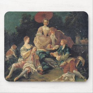 Picnic in a Park Mouse Pad