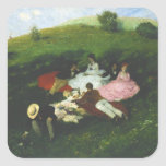 Picnic in May Stickers
