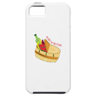 Picnic In Park iPhone 5 Cases