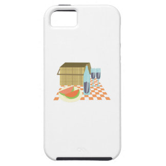 Picnic Lunch iPhone 5 Cover
