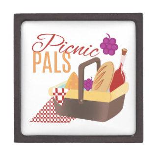 Picnic Pals Premium Jewelry Box
