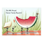Picnic, Party or Family Reunion Invitation