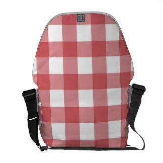 Picnic Pattern Courier Bag
