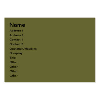 Picnic props large business cards (Pack of 100)