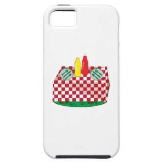 Picnic Table iPhone 5 Covers
