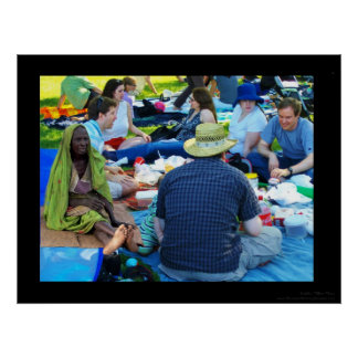 picnic time poster