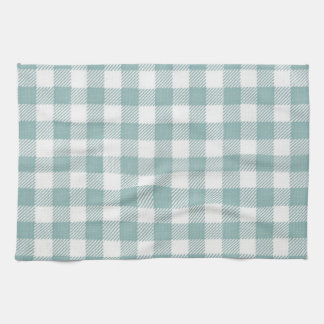 Picnic Traditional Plaid Gingham Checkered Pattern Hand Towels
