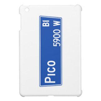 Pico Boulevard, Los Angeles, CA Street Sign Case For The iPad Mini