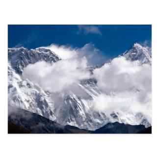Pico de Everest Tarjetas Postales