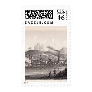 Pico de la chimenea sello