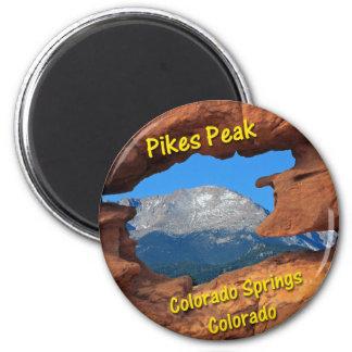 Pico de los lucios, Colorado Springs, Colorado Iman