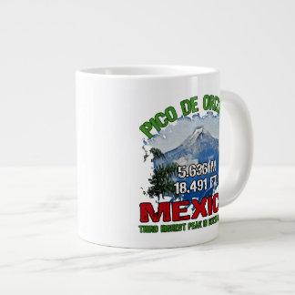 Pico De Orizaba Large Coffee Mug