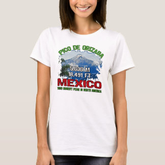 Pico De Orizaba T-Shirt