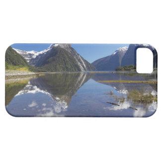 Pico del inglete, Milford Sound, nacional de Fiord iPhone 5 Funda