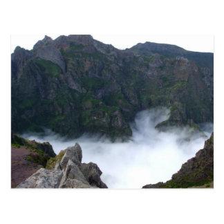 Pico do Areeiro Postcard